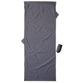 Cocoon TravelSheet - Fundas para sacos - Cotton gris
